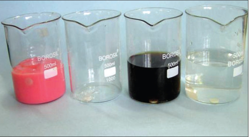 Ceramic specimens immersed in 1.23% APF Gel, 16%